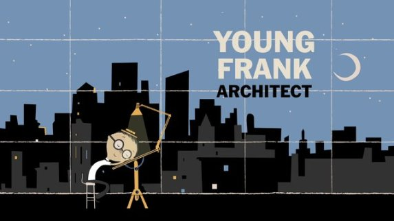 Young Frank Architect Book